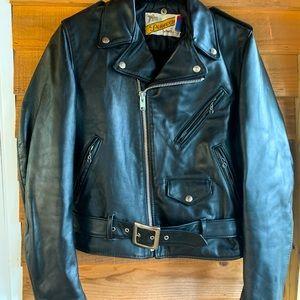 Schott NYC Perfecto Motorcycle Leather Jacket